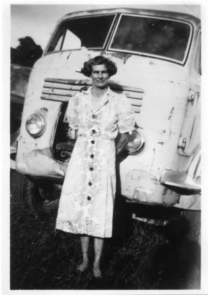 Barbara May McGilvery
