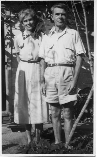 May McGilvery & Bob Munro