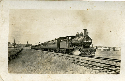 Yeppoon Express  Photo from Wally Munro Collection - May McGilvery (nee Munro).