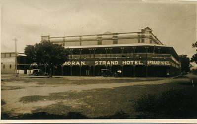 Strand Hotel - probably the original Yeppoon Strand Hotel.