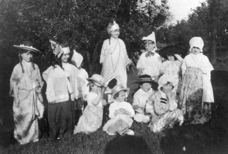 Ruth Peters Party (1912)