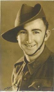 Private Rodney Bray