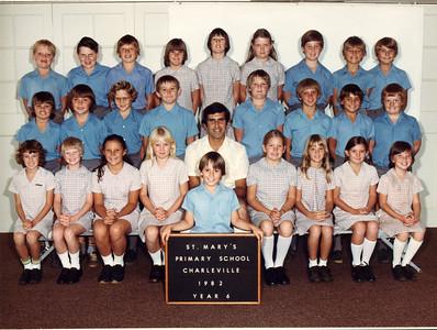 St Mary's Primary School 1982