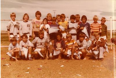 Charleville Junior Football Team