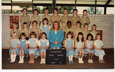 Allenstown State School 1987