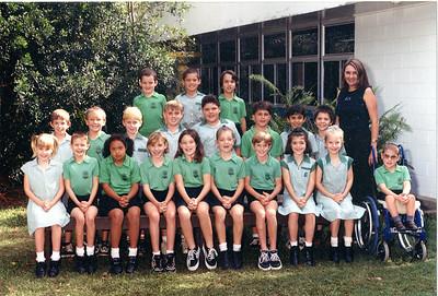 Bundaberg East State School  1999