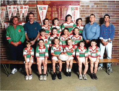 Redlands Junior Rugby League Football 1999