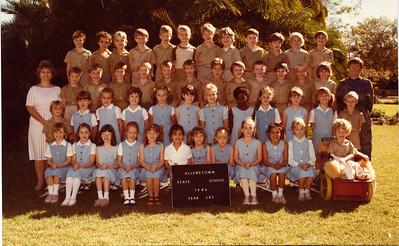 Allenstown State School 1986