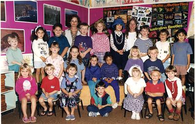 Bundaberg East State Pre-School 1996