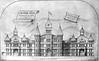 Plan for Utah Normal College in Brighton, c. 1890