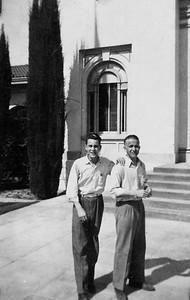 Bud Robertson, Everett Sheaffer