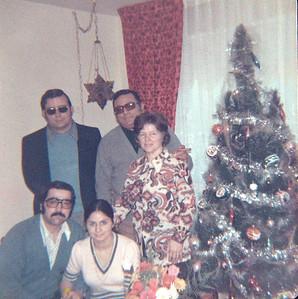 Christmas 1974.