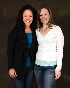 Angela & Rachel