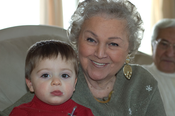 Great-grandma and Tyler