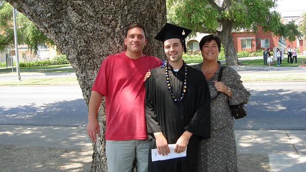Mikey's Graduation