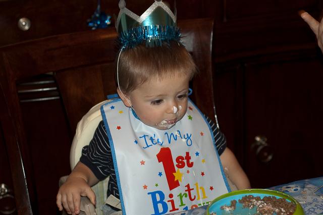 Tyler's birthdays