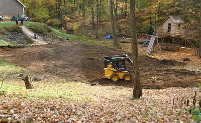 Leveling - November 3, 2008