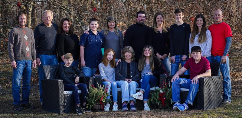 8 x 10 Family Photo