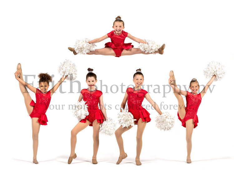 (3)8x10 TEAM INT POM FRIDAY (th) ------ CCDC2019 Thursday faithphotographynvGD77