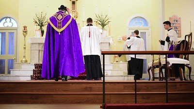 Latin Mass Lent