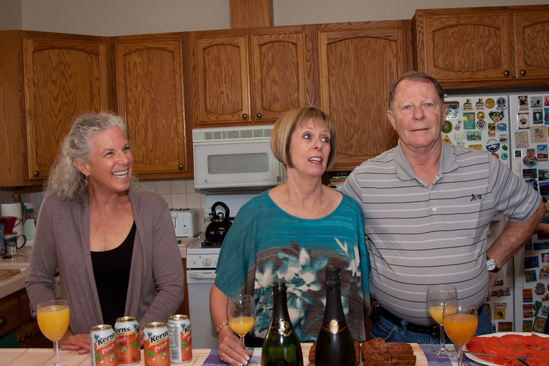 Family reunion brunch-14