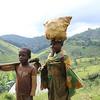 Africa, Drive from Bwindi to Rwanda-20
