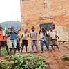 Africa, Drive from Bwindi to Rwanda-1