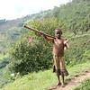 Africa, Drive from Bwindi to Rwanda-16