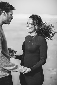 Alice & Ronnie WATERGATEBAY 004-BW