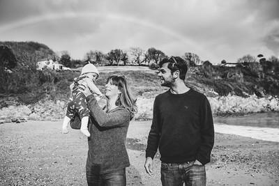 Emily & Alex FAMILY-5-BW