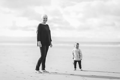 009-anna wesson watergatebay family photoshoot-BW