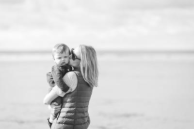 008-anna wesson watergatebay family photoshoot-BW