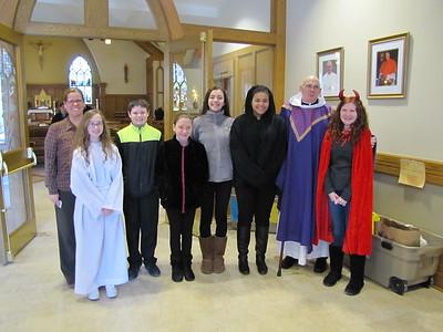 Family Liturgy 3.5.2017