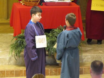 Family Liturgy 3.6.2016