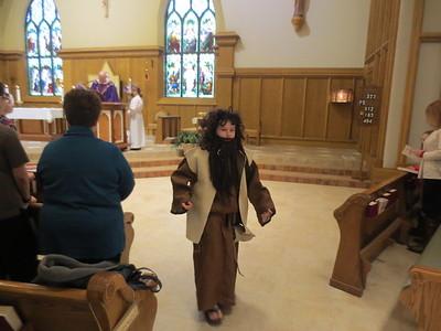 Family Liturgy -John the Baptist