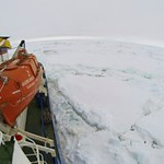 Akademik Shokalskiy stuck in ice