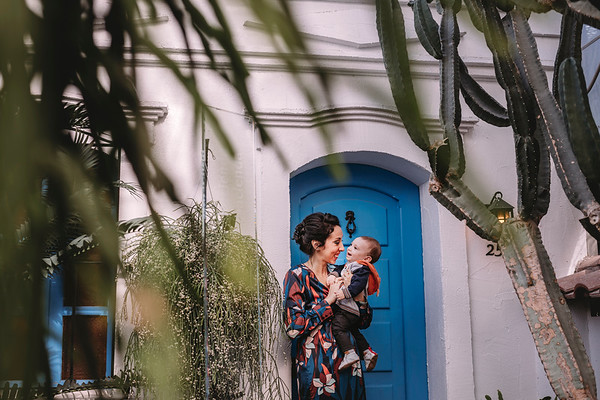 Family Portrait Photographer Montreal | Botanical Gardens | LMP Family Photography and Videography