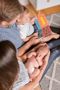 Montreal Newborn Family Photographer | Family Photographer + Videographer | Montreal | Quebec