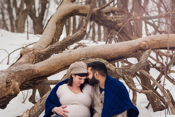 Montreal Family Maternity Newborn Photographer | Mont Royal | Montreal | Lindsay Muciy Photography | 2016