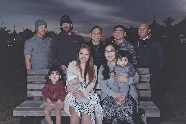 Caceres Family (2015)