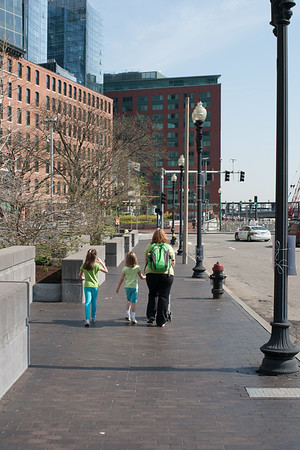 Boston trip April 16th 2012