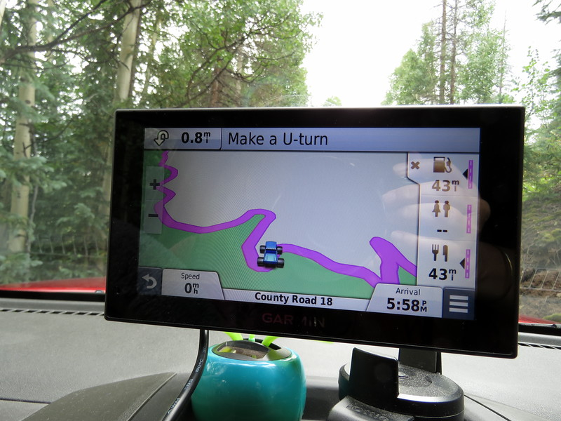 Make a U turn?!?