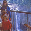 Elaine Laurie Doug at Snoqualmi Falls? - Aug 73