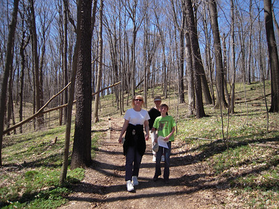 Earthday trail