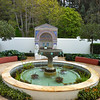 This Mosaic Fountain at the Getty Villa is a copy of a fountain at the House of the Great Fountain in Pompeii (2)