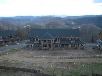 Condos can also be rented at Scenic Wolf resort