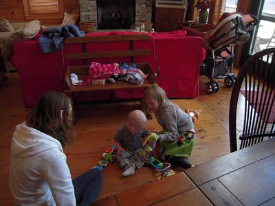 Cassie, Justin & Ashley