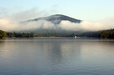 Brant Lake and the Adirondacks - Sept 2009