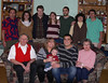 Thanksgiving 2012 - 4 Generation Lacey Family Gathering in McKenzie, TN<br /> <br /> Rear, L->R, Jim Lacey IV, Ryan Lacey, John Paul Hampstead, Hannah Jones, Randy Lacey, Donna Lacey, Frank Lacey<br /> Front, L->R, Jim Lacey III, Jennifer Lacey, Cyrus Harvey Lacey, Rory Lacey, Mary Lacey