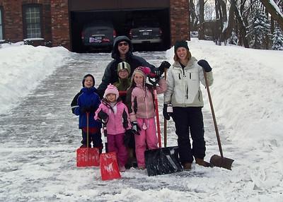shoveling winter 2009 1